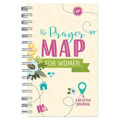 Prayer Map For Women Creative Journal