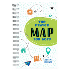 The Prayer Map For Boys Creative Journal