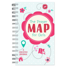 Prayer Map For Girls Creative Journal