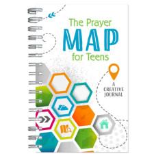 The Prayer Map For Teens Creative Journal