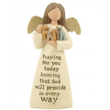 Praying For You Today Angel Ornament