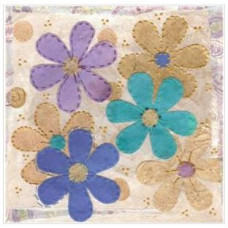 Pretty Flowers Greetings Card