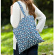 Sheep Shopper Bag Blue
