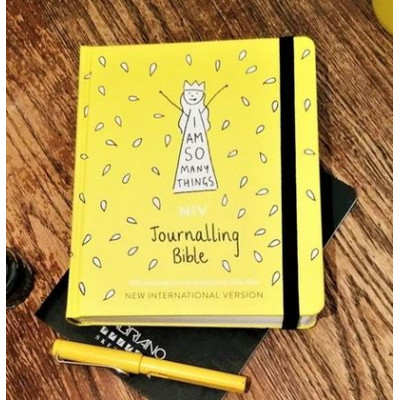 I Am So Many Things Journalling Bible