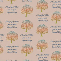 Special Day Wrapping Paper