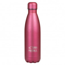 Stainless Steel Water Bottle - All Things Are Possible