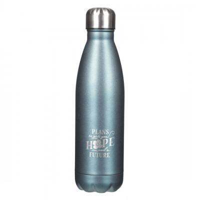 Stainless Steel Water Bottle - I Know The Plans