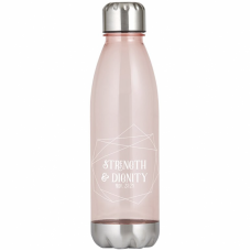 Strength & Dignity Water Bottle