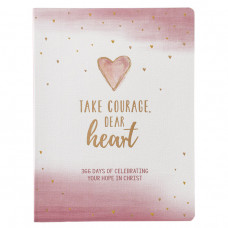 Take Courage Dear Heart Devotional Gift Book