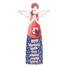 Porcelain Faith Angel