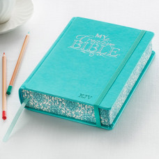 My Creative Journalling Bible Teal