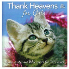 Thank Heavens For Cats Gift Book