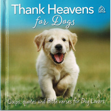 Thank Heavens For Dogs Gift Book
