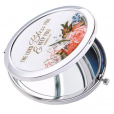 The Lord Bless You & Keep You Compact Mirror