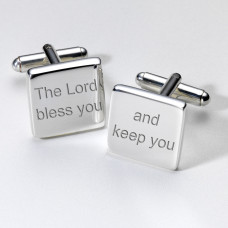 Cufflinks The Lord Bless You And Keep You