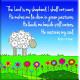 Fridge Magnet Psalm 23