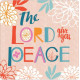 The Lord Give You Peace Coaster