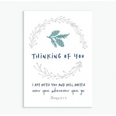 Thinking Of You Calm Range Card