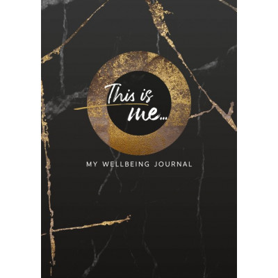 This Is Me well Being Journal Paperback