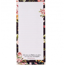 Those Who Hope Magnetic Notepad