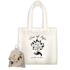 Tree Of Life Cotton Shopping Bag