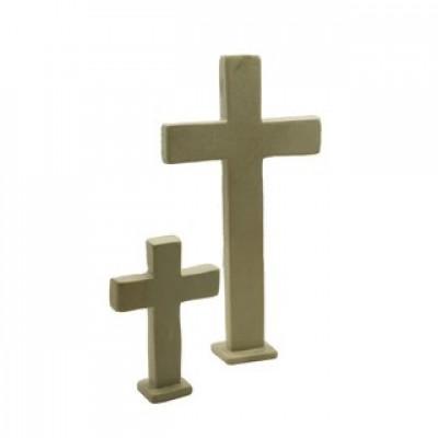 Soapstone Standing Crosses 10cm