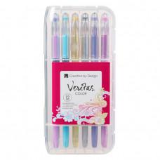 12 Piece Gel Pen Set