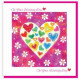 On Your Wedding Day Hearts Card