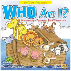 Who Am I? A lift-the-flap book