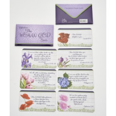 The Woman God Sees Prayer Cards