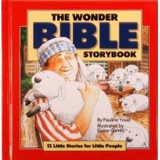 Wonder Bible Story Book