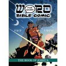 Word For Word Bible Comic Joshua