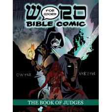 Word Bible Comic Book of Judges