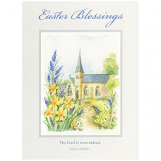 Easter Blessings Individual Card