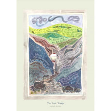 Hannah Dunnett The Lost Sheep A3 Poster