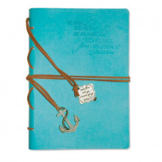 We Have This Hope Faux Leather Journal