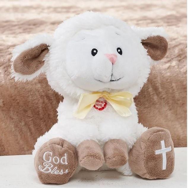 Singing Sitting Lamb